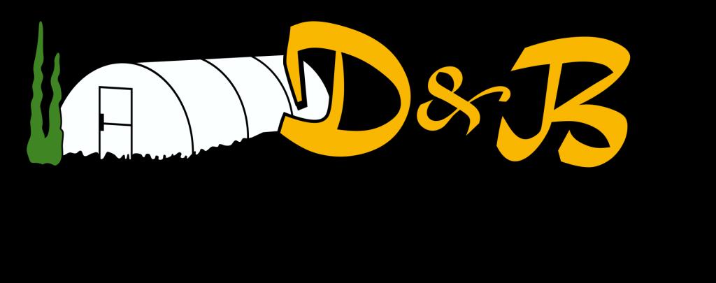 D&B Plants logo