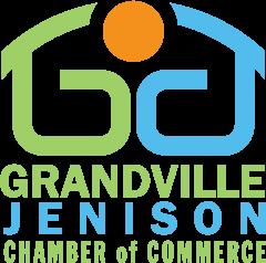 grandville jenison chamber logo