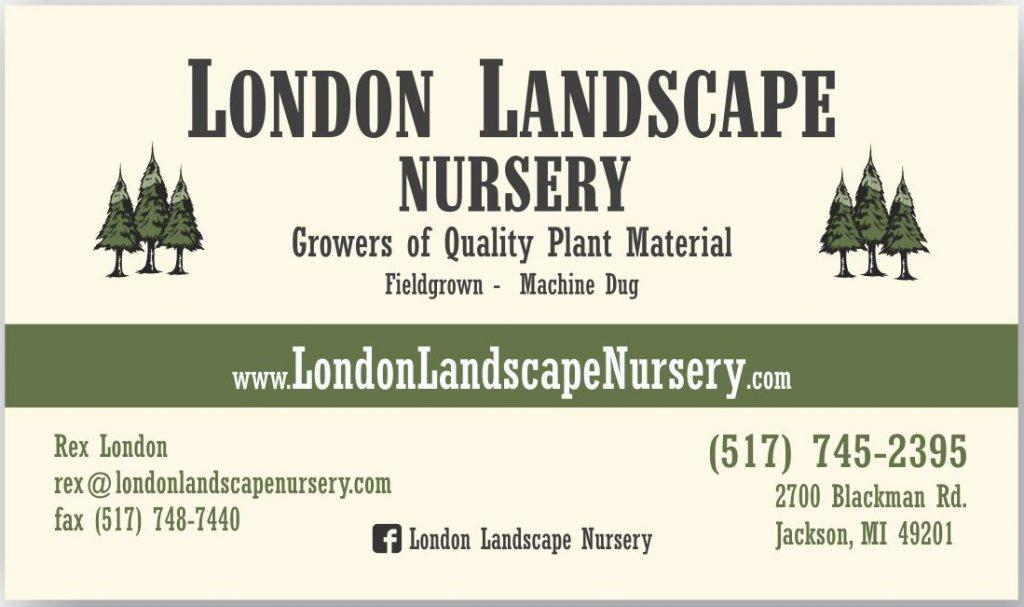 london landscape nursery