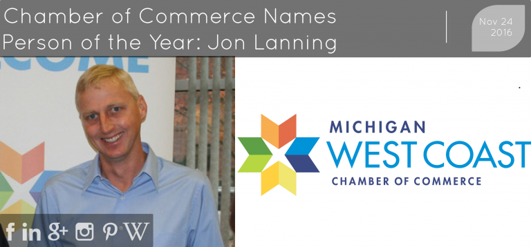 jon lanning - west mi chamber person of year