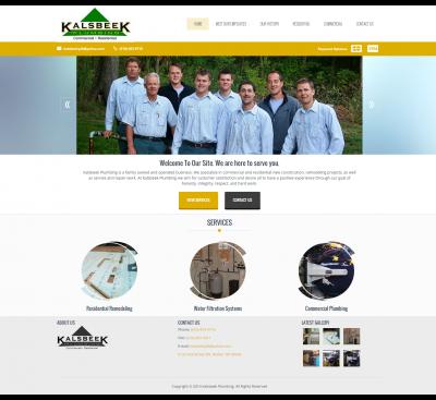 Kalsbeek Plumbing