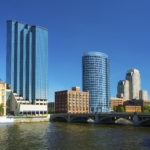 Grand Rapids downtown skyline