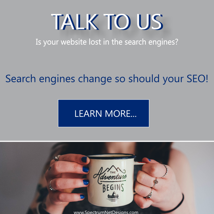 talk to us about SEO