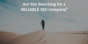 searching for a reputable seo company