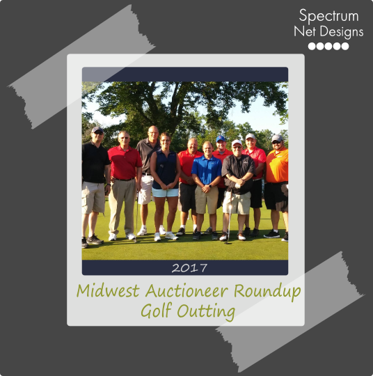 midwest auctioneer roundup golf
