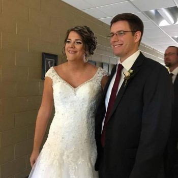 A Warm Congratulations to Kelly & Justin!