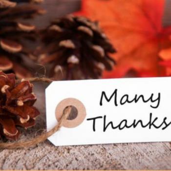 Sending Thanksgiving Praise and Many Thanks