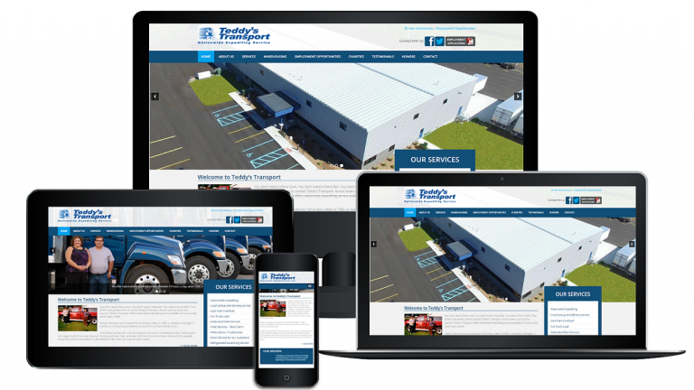 Teddys Transport responsive design -small - Copy