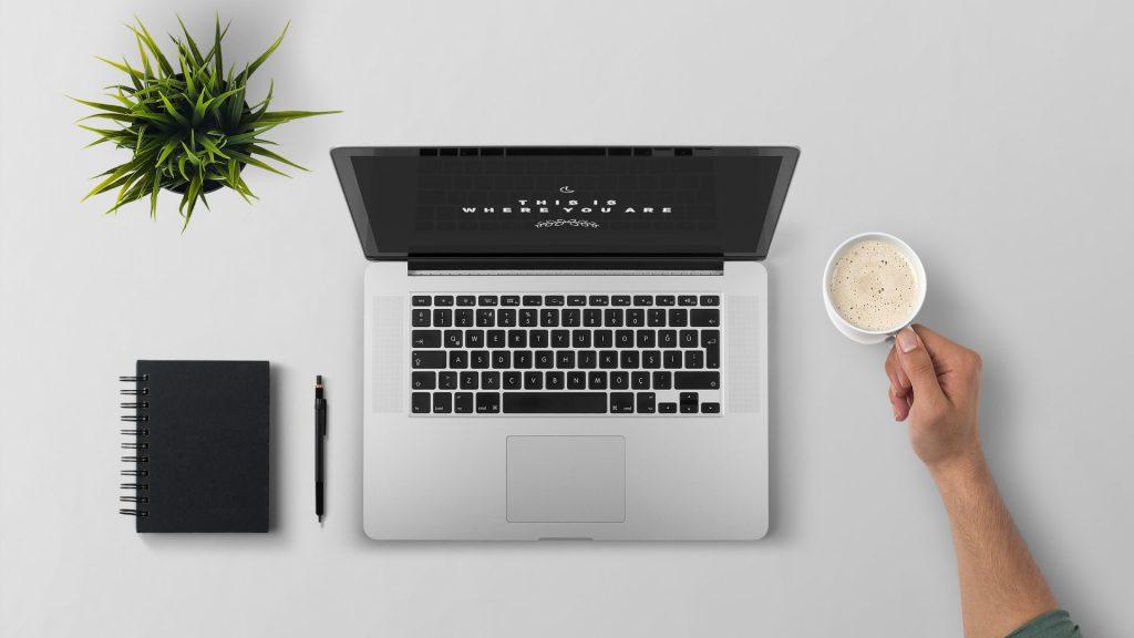 fresh blog content