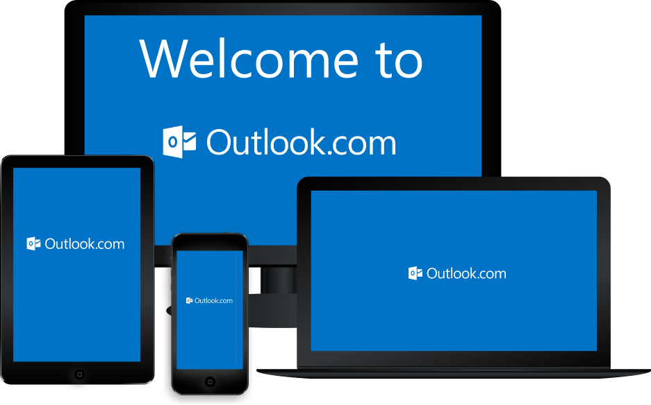 welcome to outlook