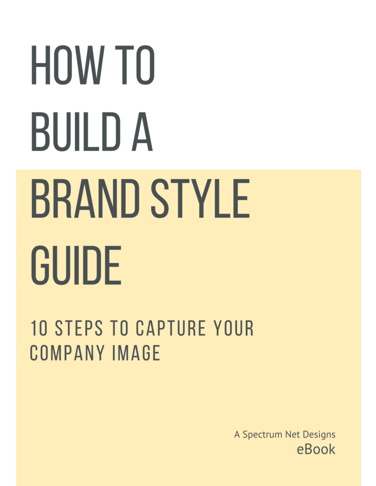 How To Build A Brand Style Guide