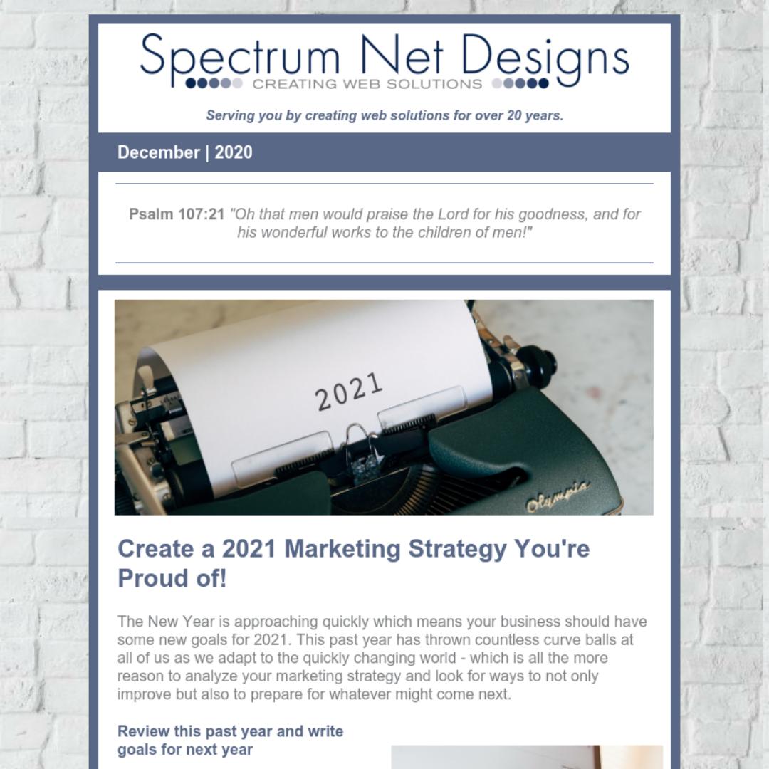 12.2.20 Spectrum Newsletter Image