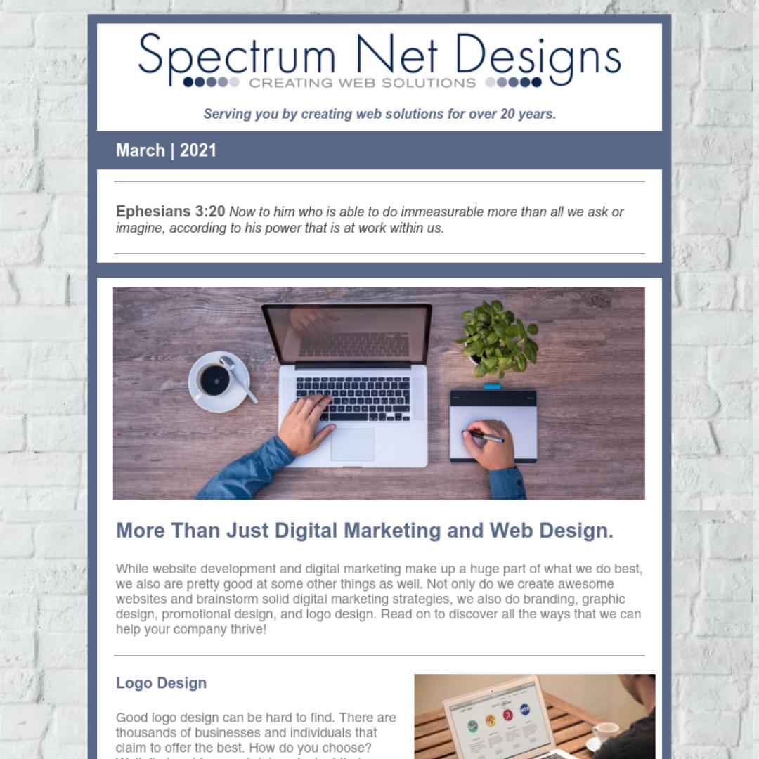 3.17.21 Spectrum Newsletter Image