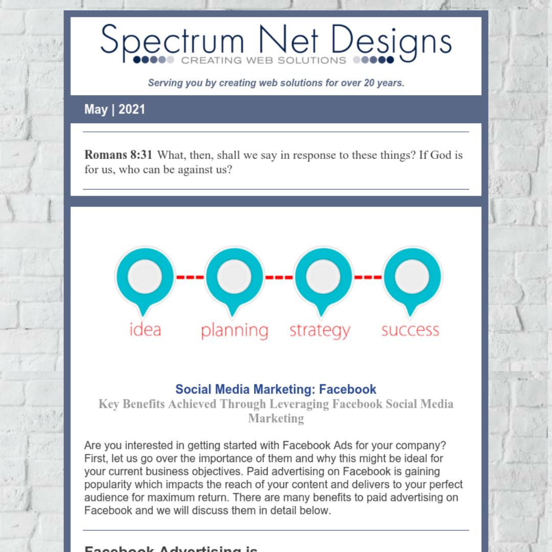 5.5.21 Spectrum Newsletter Image