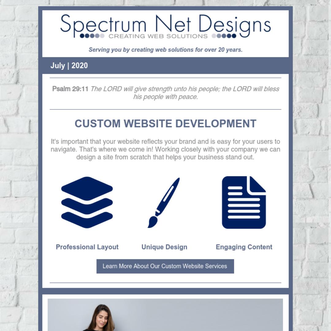 7.15.20 Spectrum Newsletter Image