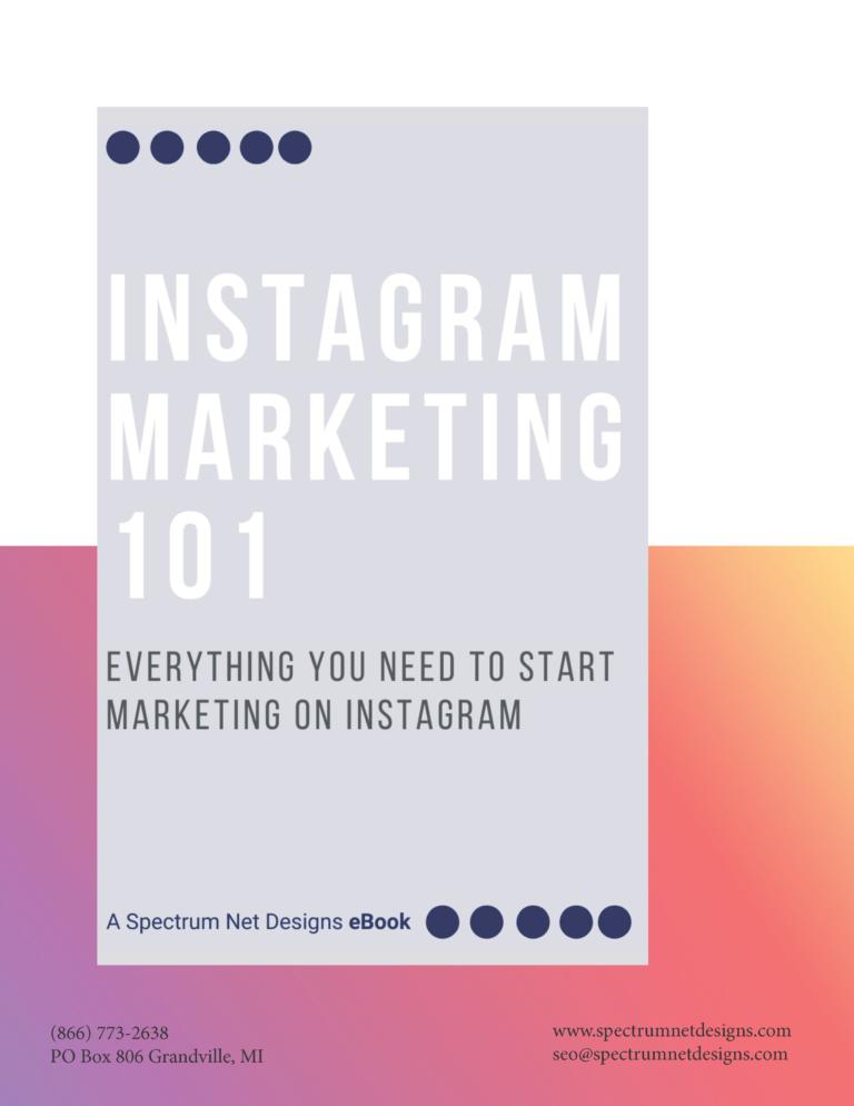 Instagram Marketing eBook - Spectrum Net Designs_Page_1
